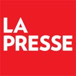 Logo La Presse Canada